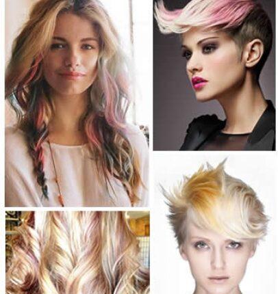 Trends & haarkleuren 2020